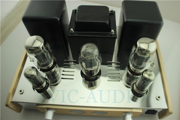 KT88 Single Ended Tube Amplifier 5Z3PAT Rectifier Tube 6J8PJ Tube