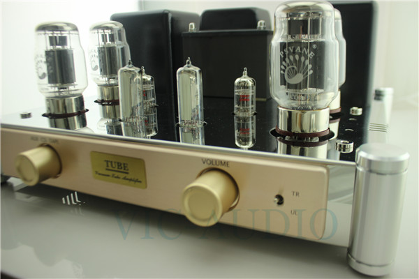 KT88 Tube Amp Push-Pull Class A amplifier Finished Product 12AT7